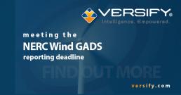 Versify NERC Wind GADS Reporting NERC GADS Reporting