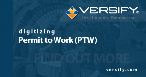 Versify Permit to Work PTW Software for Control to Work (CoW)