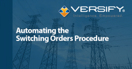 Versify Transmission Substation Swtiching Orders Isolation Points Switching Log