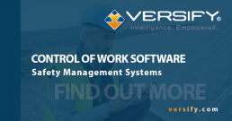 Versify Control of Work Safety Management Software